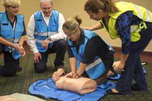 CPR, AED and First Aid Training- SW MRC @ VDH Bennington Office of Local Health