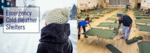 Cold Weather Shelter Training - Chittenden County MRC @ First United Methodist Church Burlington