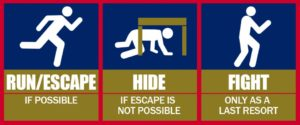Run, Hide, Fight Training - Northwest VT MRC @ St. Albans District Office | Saint Albans City | Vermont | United States
